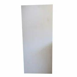 White 30 mm Foam PVC Door for Home