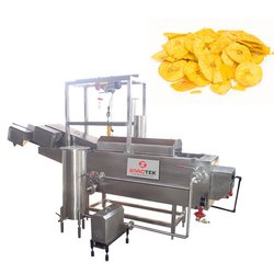 Banana Chips Continuous Fryer