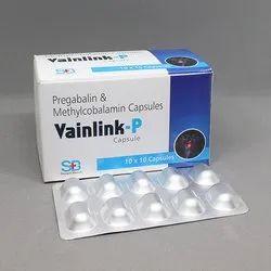 Pregabalin And Methylcobalamin Capsules