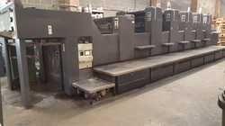 1999 Heidelberg SM 74-5H L Offset Printing Machine