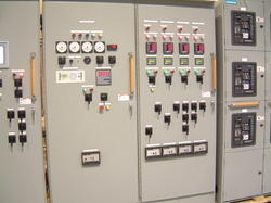 24v DC To 440 V AC Single And Three Phase Electrical Panel, Industrial And Household