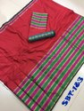 Women's Top Dyed Saree