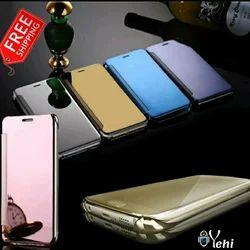 Plastic Samsung Galaxy S8 Flip Cover