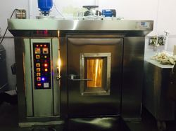 Automatic Rotary Oven