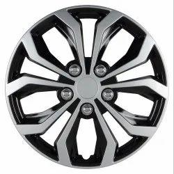 Polished Alloy Car Wheel