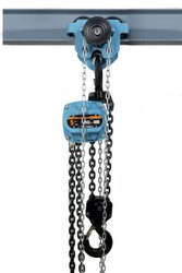 Chain Pulley block with Trolley