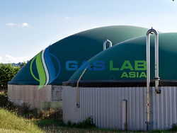 Biogas Upgrading with CO2 Recovery