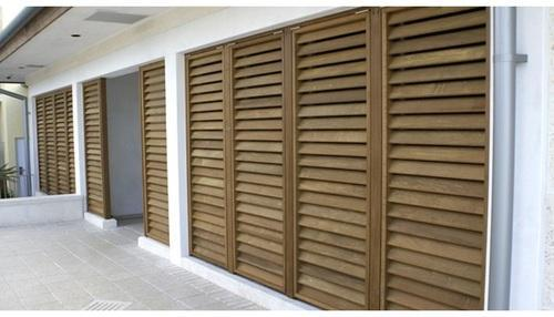 Fascinating Wooden Louvered Doors Exterior Pictures - Ideas house ...