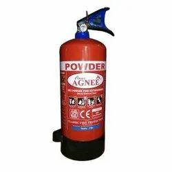 2 KG ABC Type Extinguishers