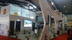 Exhibition Stall Makers In Hyderabad : Stall fabrication services in hyderabad