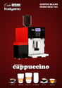 Bean to Cup Coffee Machine 12 Months on Rent (Per Month Rs/- 3000)