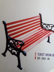 Cast Iron Garden Chair