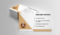 Printed Business Card