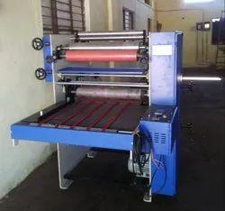 Silver Paper Plate Lamination Machine