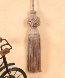 Light Black Tassel