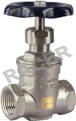 Screwed End Stainless Steel Gate Valve