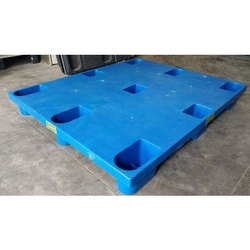 Ercon Nestable Flat Top HDPE Pallet