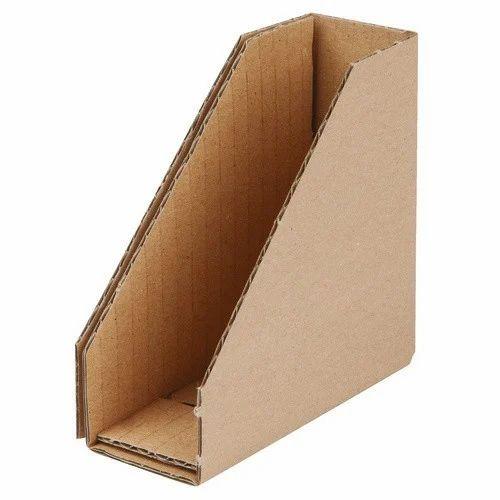Brown Corrugated Corner Protector Rs 9 Meter Micropack