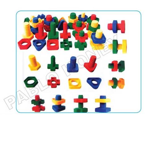 Educational Toy Block Set