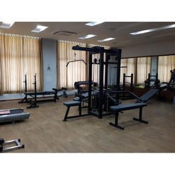 Gym and Health Cub Equipment