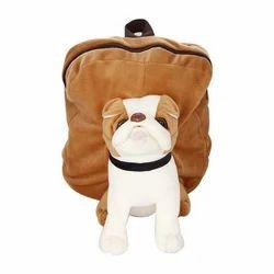 Bull Dog Brown Bag