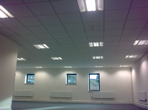 Grid Ceiling Thickness 8 Mm Rs 50 Square Feet Msg