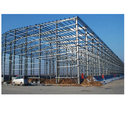 Steel Pre Engineered Industrial Buildings Structure