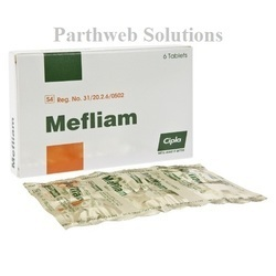 Mefliam Tablets
