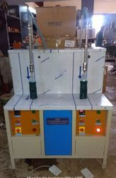 Semi Automatic Oil Shampoo Filling Machine