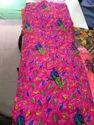 Kurti Rayon Print For Ladies