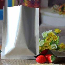 Aluminium Plain Foil Pouches