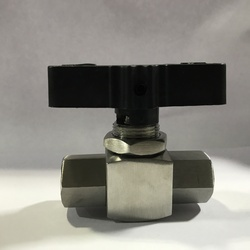 SS Panel Mount Ball Valves