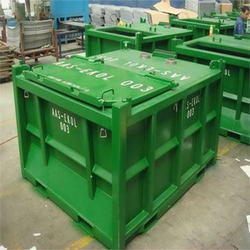 Offshore Trash Box