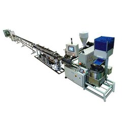 Semi Automatic PVC Pipe Plant