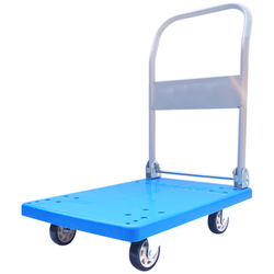 Mild Steel Industrial Trolley