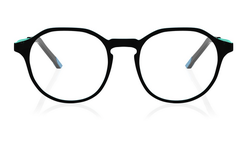 Fastrack FT1049A1A1 Round Shape Eyeglasses