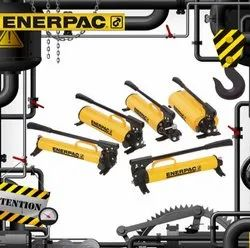 P-141 Enerpac Single Speed Hand Pump