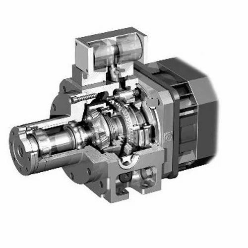 Metal Vortex Two Speed Gearbox, Vortex Engineering Works