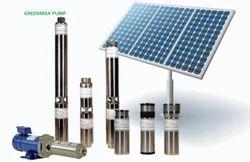 MNRE 1.5HP Solar Water Pump