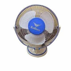 60 W Radburn Portable Table Fan, Size: Standard