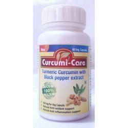 Turmeric Curcumin Black Pepper Capsules
