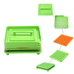 100 Holes Capsule Filling Machine Plastic Body