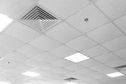 False Ceiling Grid Tile Service