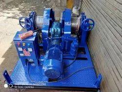 3 Ton Double Drum Winch Machine