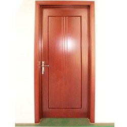 Wooden PVC Door, For Home, Interior