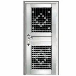 Interior Mild Steel Door