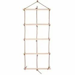 Wooden Rung Coolie Ladder