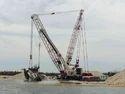 Diesel Lift Crane Rental Services For Industrial