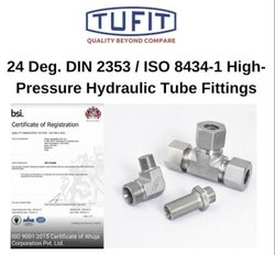 Tufit SDSBG-Stud Straight Coupling (S-Series)