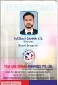 ID Cards Creation Service